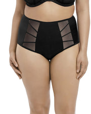 Elomi Sachi Full Brief Black