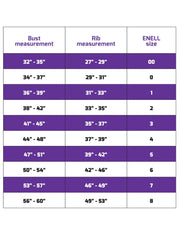 Enell Size Chart