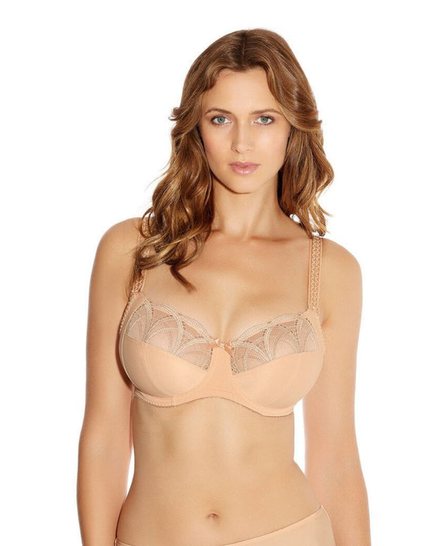 Fantasie Alex Side Support Bra Nude
