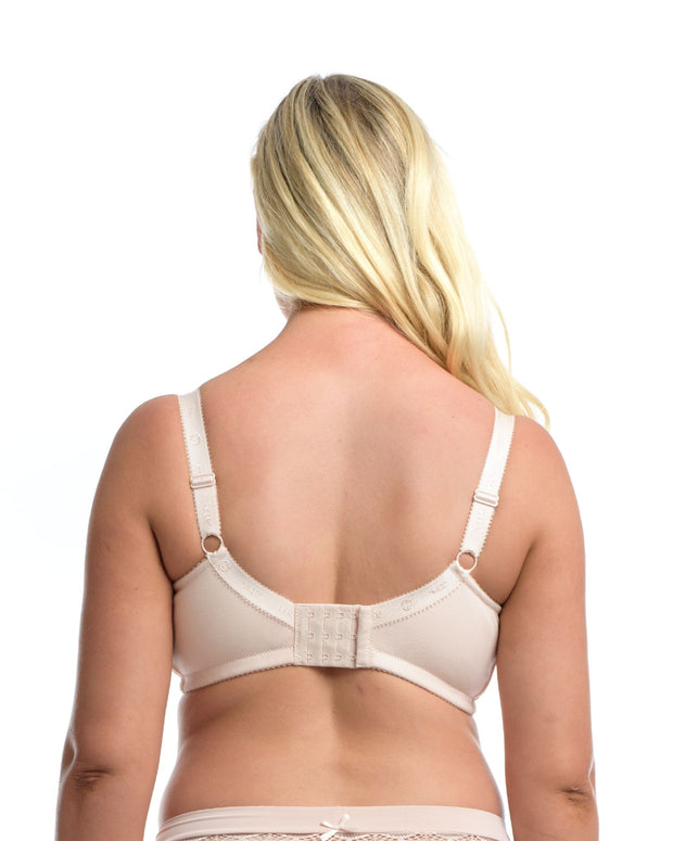 Full Embrace The Essential Nursing Bra Delicate Blush