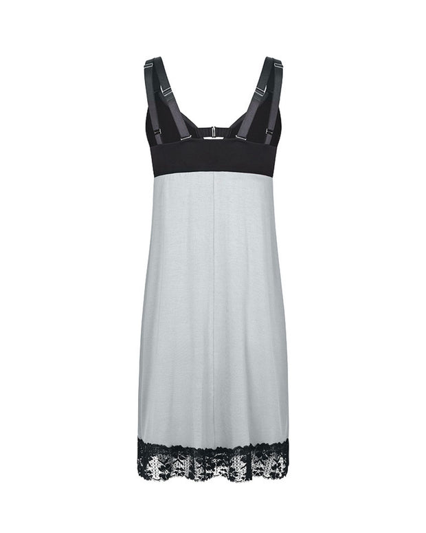 Straight Laced Night Dress