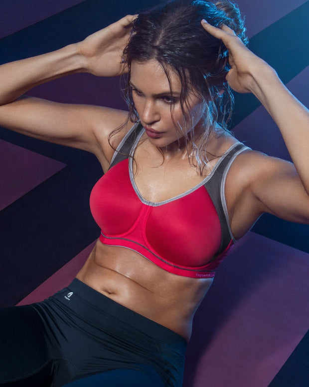 Sonic Moulded Spacer Sports Bra