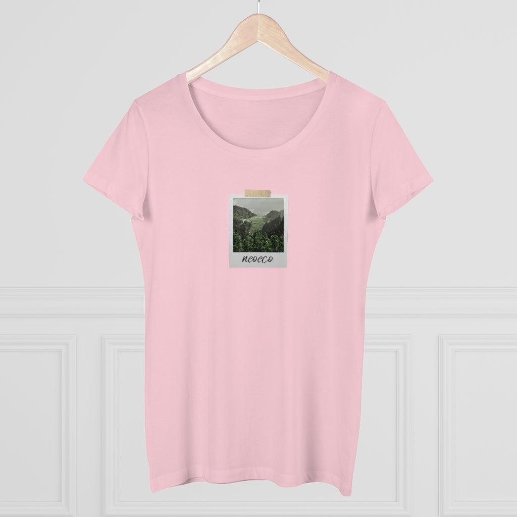 neo eco forest T-shirt - Frauen