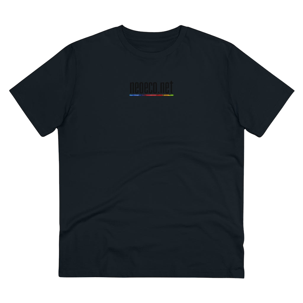 neo eco color bar T-shirt - Unisex