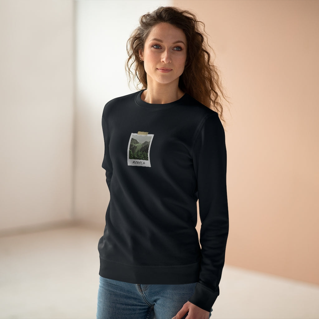 neo eco forest Sweatshirt - Unisex