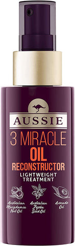 AUSSIE HUILE 100L MIRACLE RECONSTRUCTOR