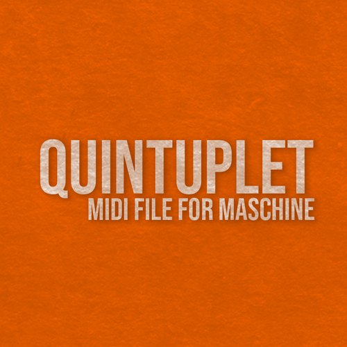 Buy High-Quality Quintuplet swing Midi File for Maschine - LOFLY.XYZ