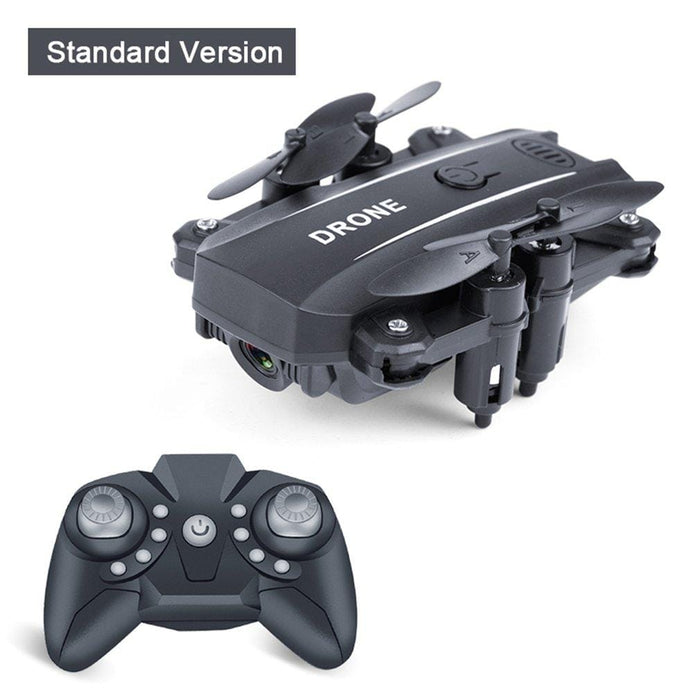 TrekTech™ Mini Foldable WiFi RC Quadcopter Drone - TrekTech