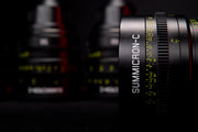 Leica Summicron-C lenses - set of 6