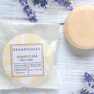 shampoo bar dry hair zero waste