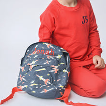 Load image into Gallery viewer, Space Age Mini Pattern Backpack