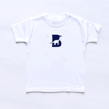 Load image into Gallery viewer, Dino World Initial T-Shirt