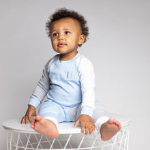 Load image into Gallery viewer, Baby Blue, White & Dove Mix and Match Lounge Set - EXPRESS