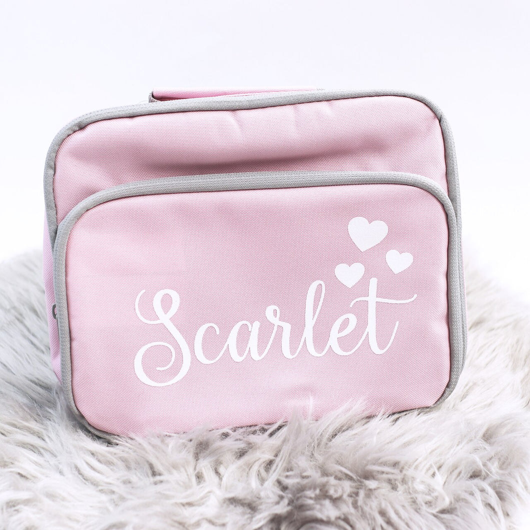 Hello Heart Lunch Bag