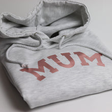 Load image into Gallery viewer, Block Mum Unisex Adults Hoodie