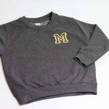 Load image into Gallery viewer, All Star Initial Embroidered Standard Sweatshirt