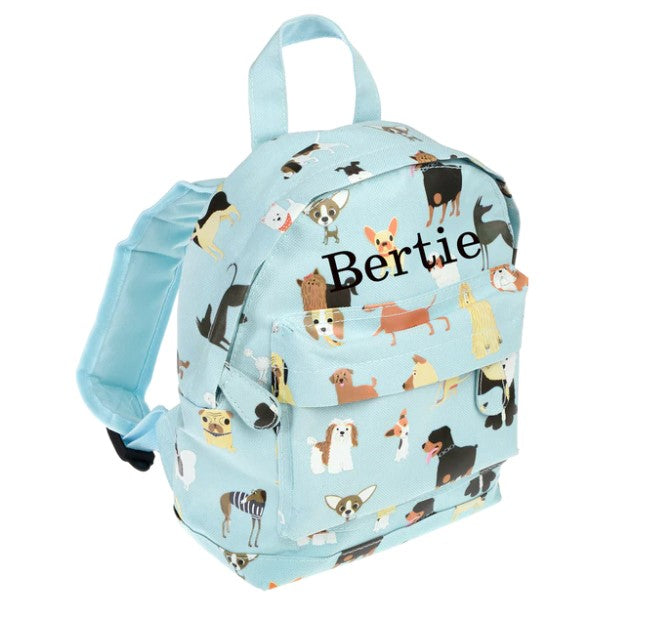 Best In Show Mini Pattern Backpack