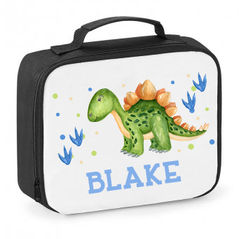 Watercolour Dino Lunch Bag
