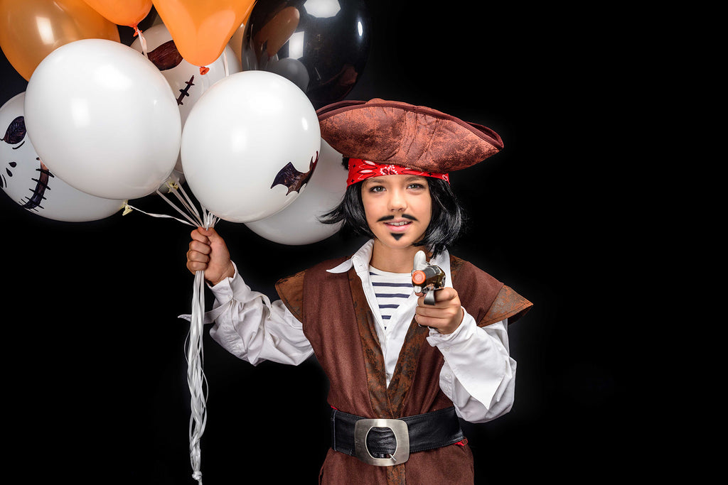 How to make a Pirate Birthday Theme
