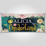 alice in onederland banner