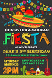 Mexican Party Invitation