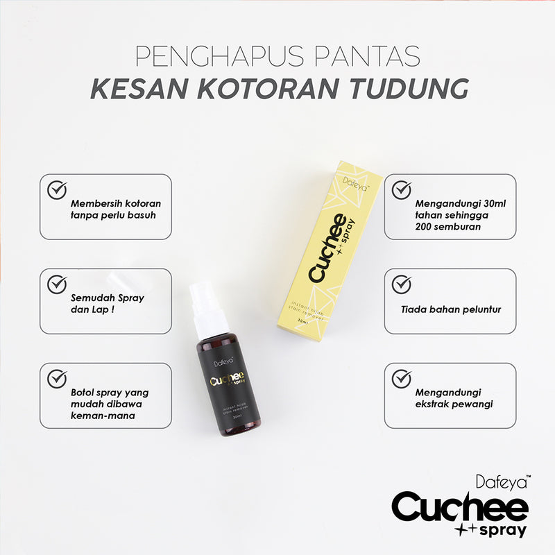 CUCHEE INSTANT STAIN REMOVER - herbaworks.com.my