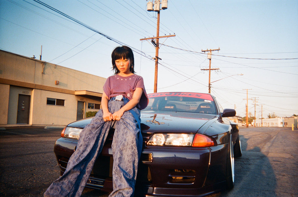 ROSE IN GOOD FAITH x JNCO LOOKBOOK look 4