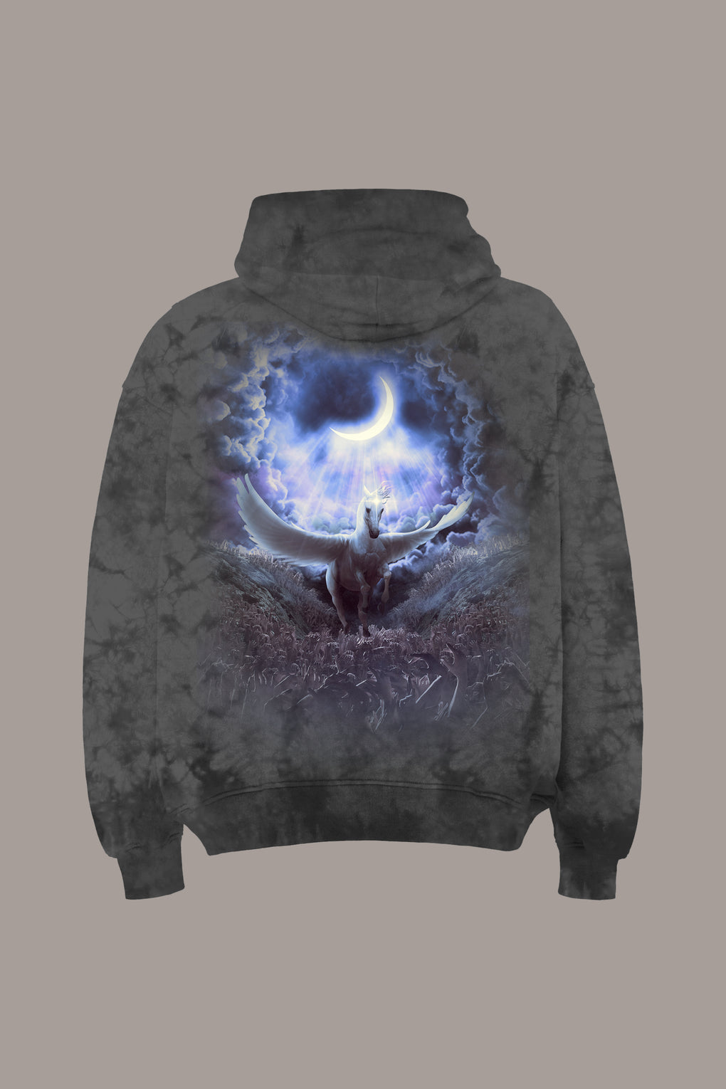 BEHIND THE MOON HOODIE