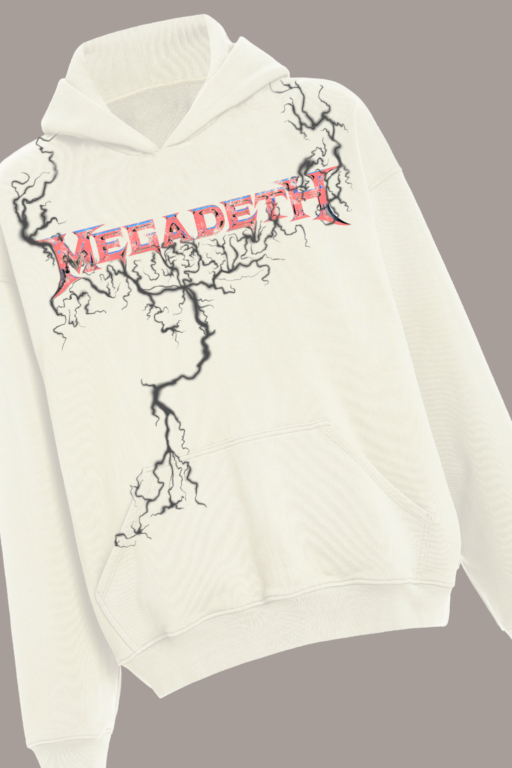 COUNTDOWN TO EXTINCTION HOODIE