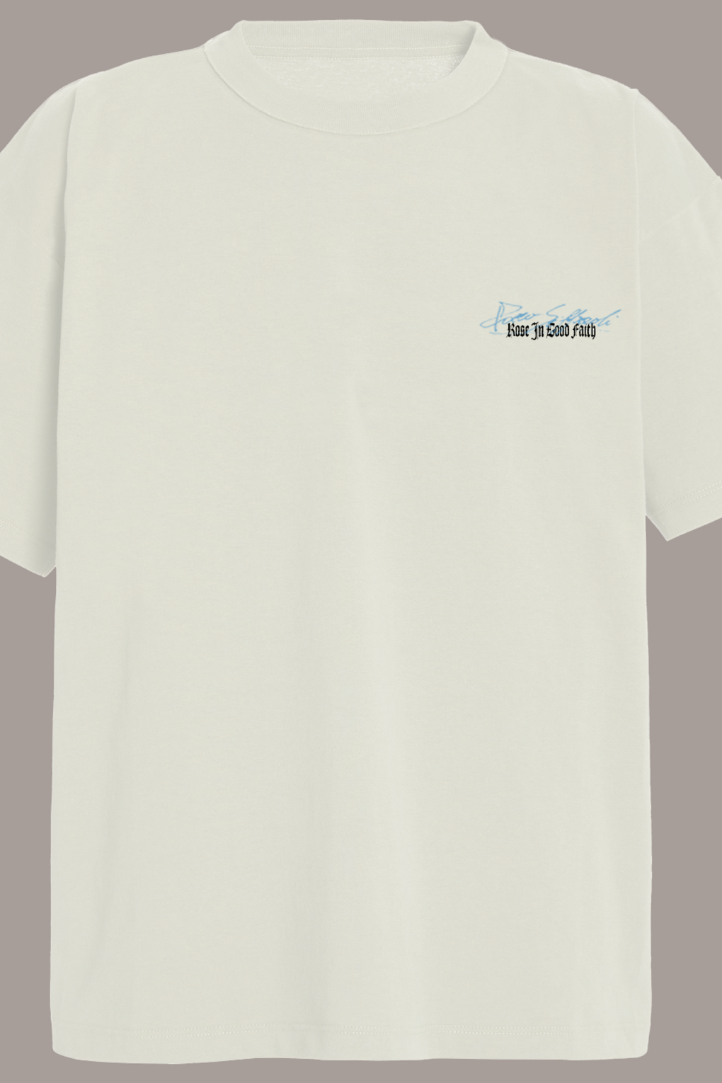 RS EDITION LOGO TEE