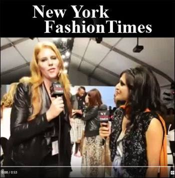 Designer Shahida Clayton Interviewed by New York Fashion Times