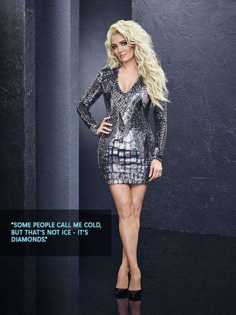 THE REAL HOUSEWIVES OF BEVERLY HILLS -- Season:8 -- Pictured: Erika Girardi