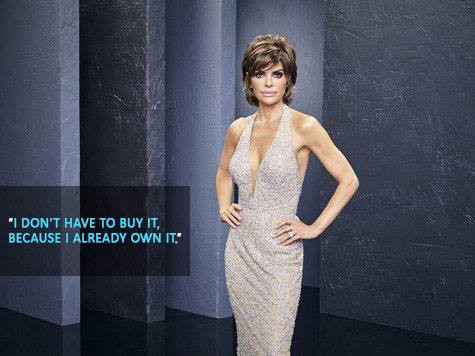 THE REAL HOUSEWIVES OF BEVERLY HILLS -- Season:8 -- Pictured: Lisa Rinna