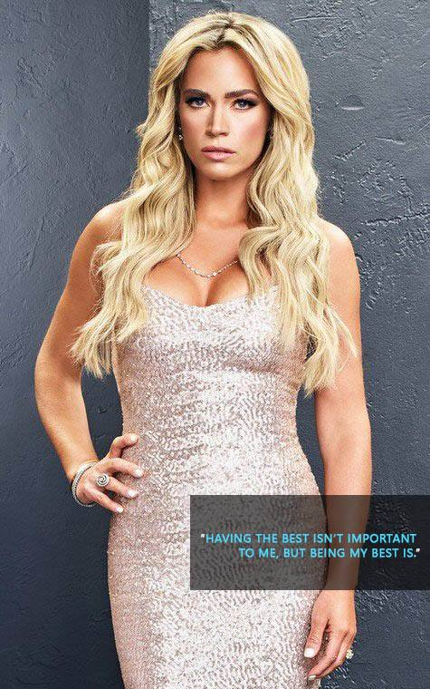 THE REAL HOUSEWIVES OF BEVERLY HILLS -- Season:8 -- Pictured: Teddi Mellencamp Arroyave