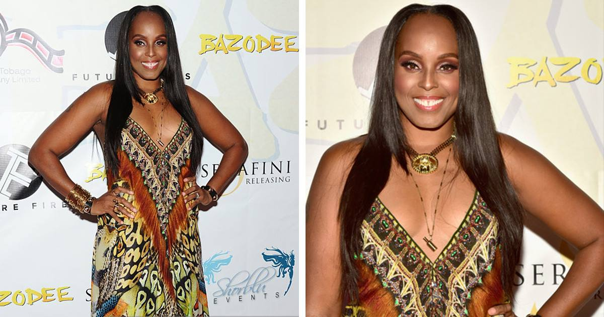 Angela Hunte in Shahida Parides at Bazodee New York Premiere and Live Concert