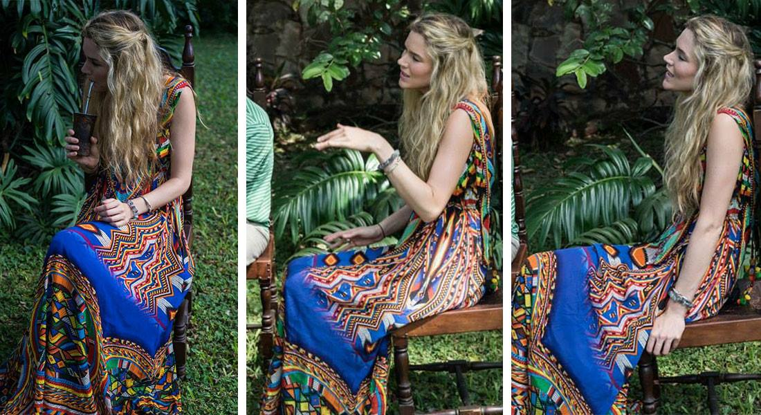 Joss Stone on World Tour in Paraguay