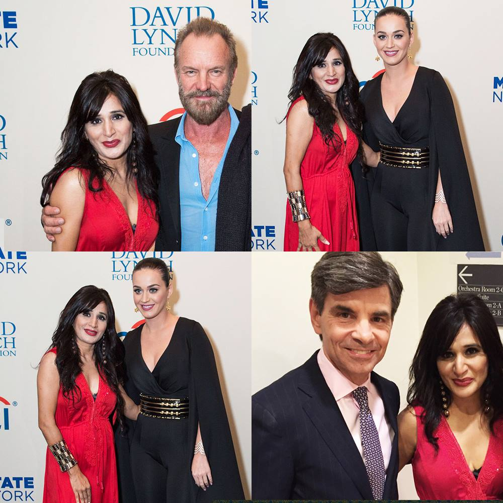 shahida-parides-with-katy-perry-sting-and-george-stephanopolous-at-carnegie-hall-for-david-lynch-foundation