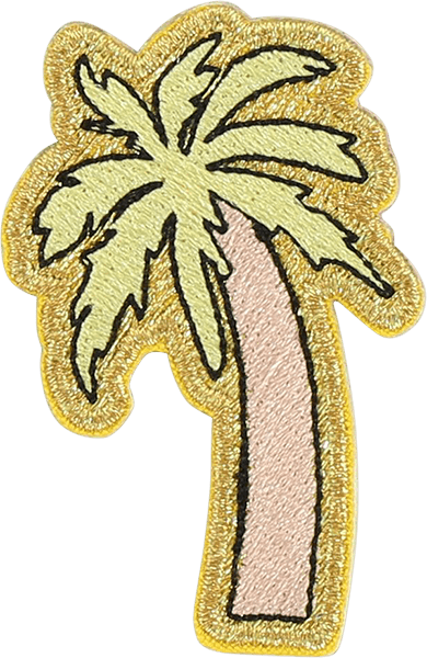 Classic Palm Tree Patch