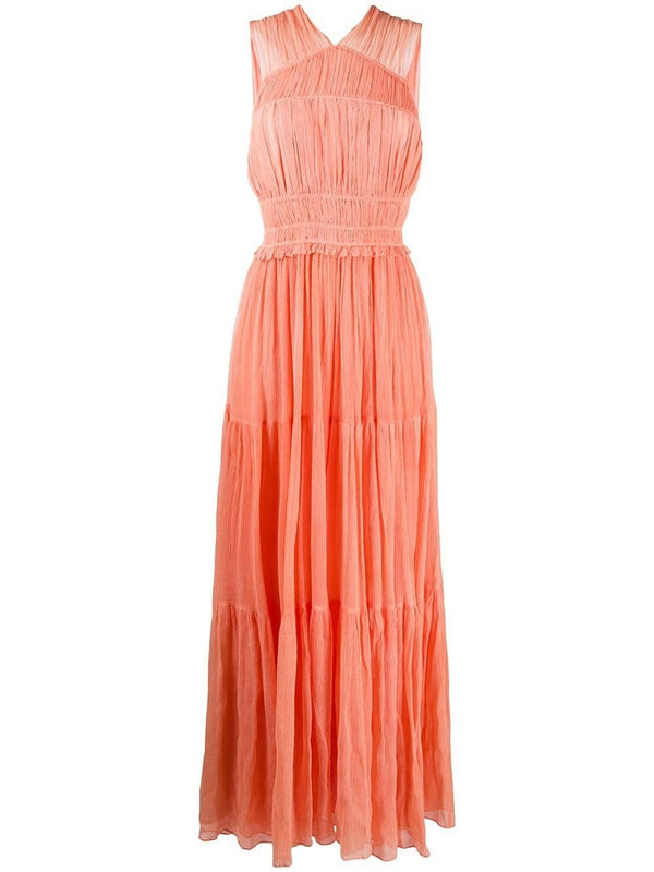 Ulla Johnson Freesia Ruched Gown