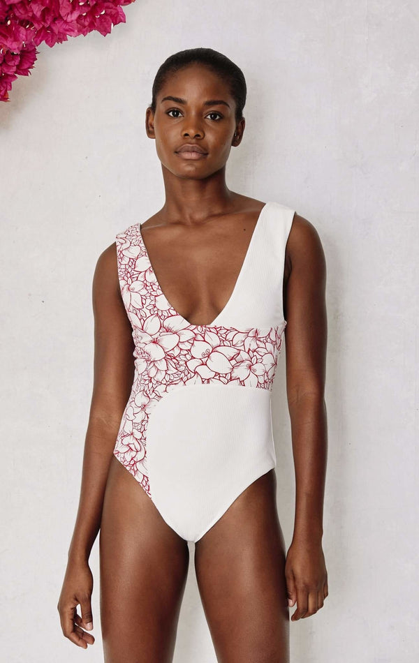 Marysia - Bowery Maillot One Piece Swimsuit