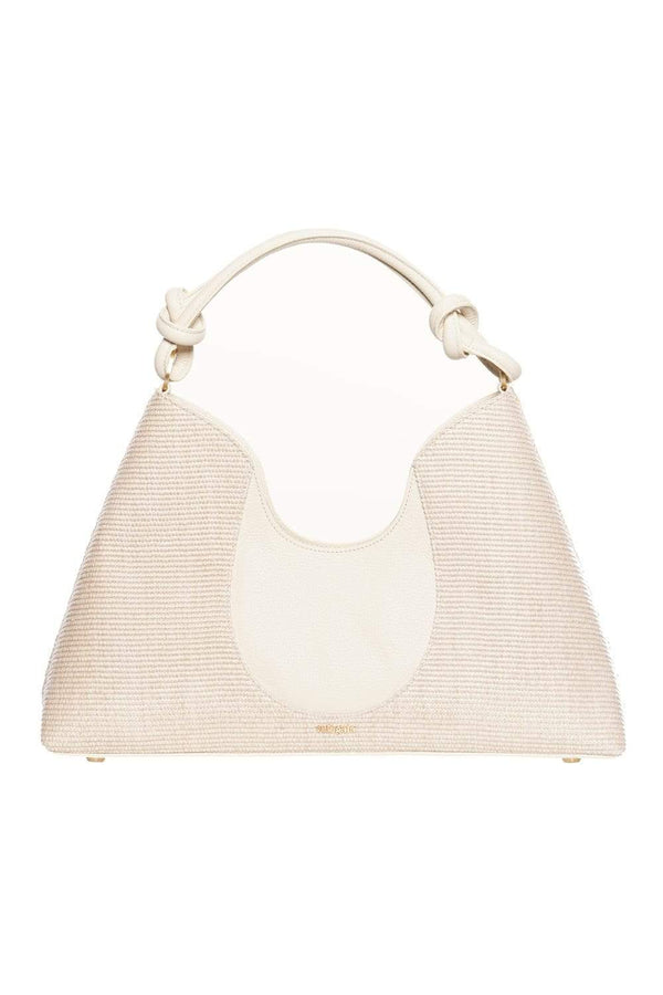 Jaci Cream Tote Bag