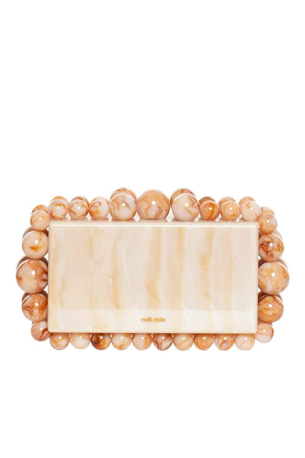 EOS Butterscotch Box Clutch
