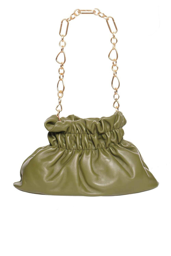 Bara Olive Shoulder Bag