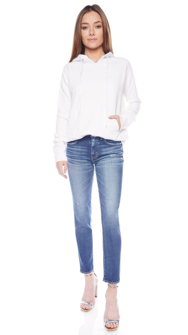MOUSSY VINTAGE Prichard Blue Denim Skinny Jeans