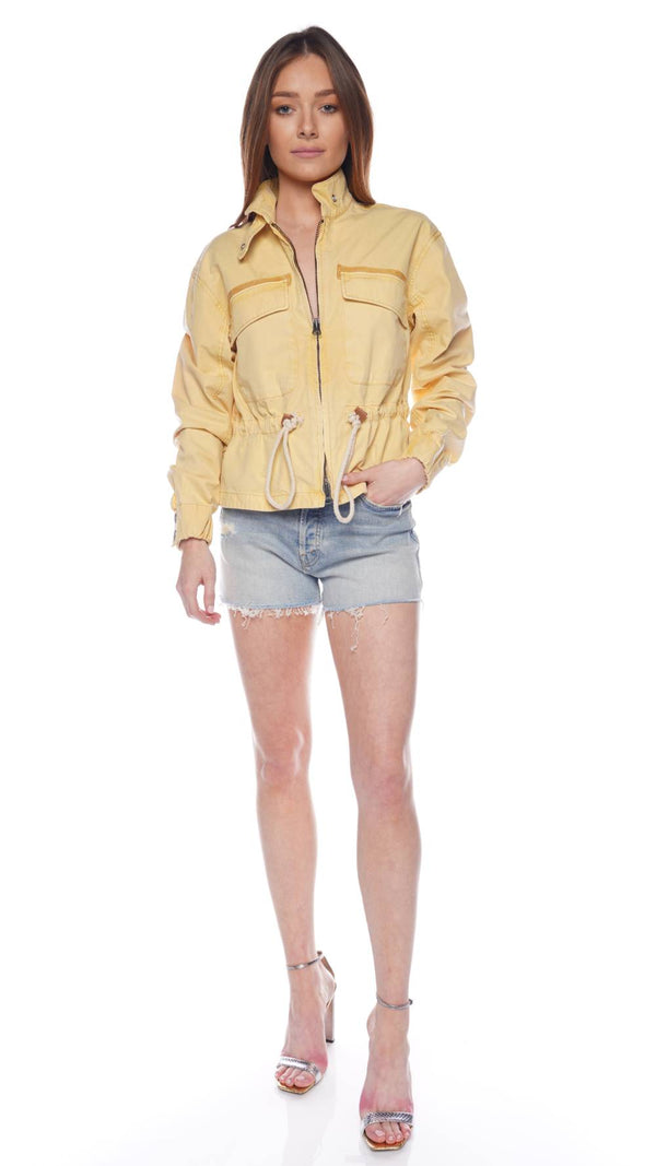 MOTHER Denim The Tomcat Kick Fray True Confessions Denim Shorts
