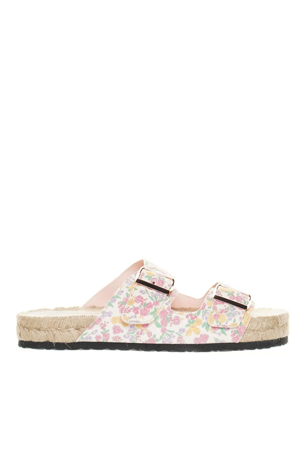 Manebi Manebi x Loveshackfancy Fruity Punch Nordic Sandals
