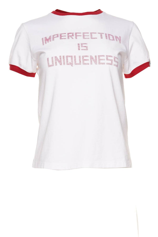 Anais Short Sleeve 'Imperfection is Uniqueness' Tee