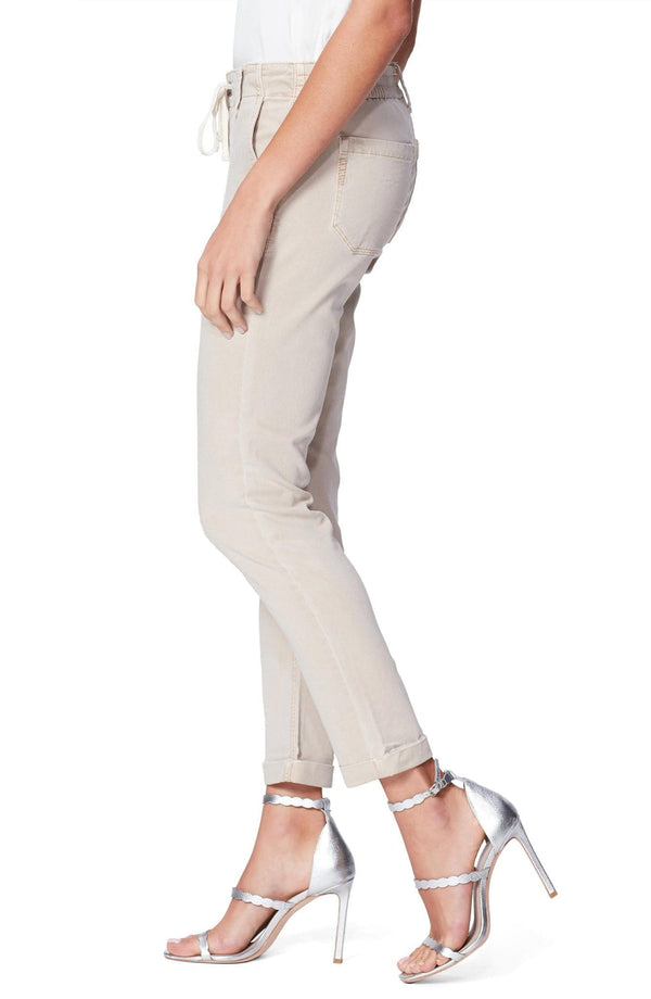 PAIGE - Drawstring Pant With Cuff
