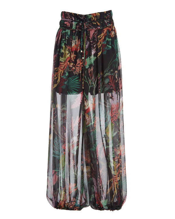 PatBO Oasis Voluminous Beach Pant