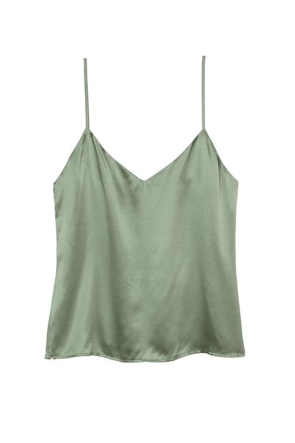 Light Ivy Jane Spaghetti Strap Top